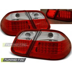 LDME09 MERCEDES W208 CLK 03.97-04.02 RED WHITE LED