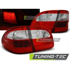 LDME81 MERCEDES W211 ESTATE E-CLASS 02-06 RED WHITE LED
