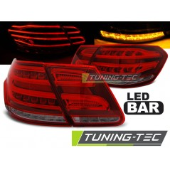 LDME96 MERCEDES W212 E-CLASS 09-13 RED SMOKE LED