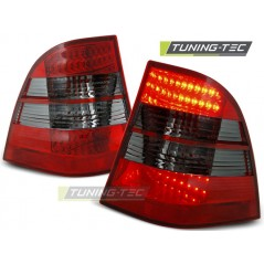 LDME05 MERCEDES W163 ML M-CLASS 03.98-05 RED SMOKE LED