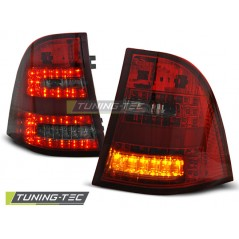 LDME22 MERCEDES W163 ML M-CLASS 03.98-05 RED SMOKE RED