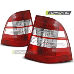 LDME04 MERCEDES W163 ML M-CLASS 03.98-05 RED WHITE LED