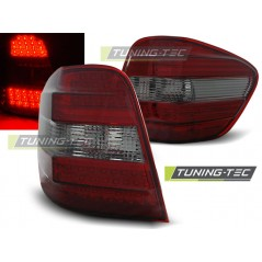 LDME46 MERCEDES M-CLASS W164 05-08 RED SMOKE LED