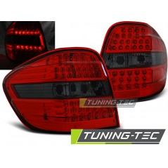 LDME93 MERCEDES M-CLASS W164 05-08 RED SMOKE LED