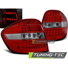 LDME92 MERCEDES M-CLASS W164 05-08 RED WHITE LED