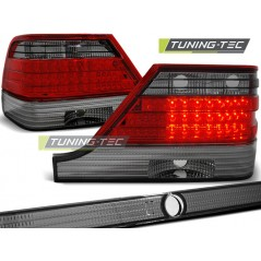 LDME31 MERCEDES W140 95-10.98 RED SMOKE LED