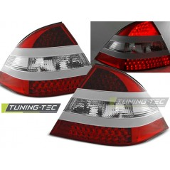 LDME06 MERCEDES W220 S-CLASS 09.98-05.05 RED WHITE LED