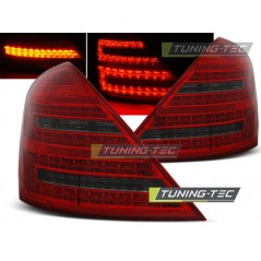 LDME51 MERCEDES W221 S-CLASS 05-09 RED SMOKE LED