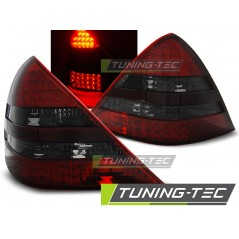 LDME53 MERCEDES R170 SLK 04.96-04 RED SMOKE LED