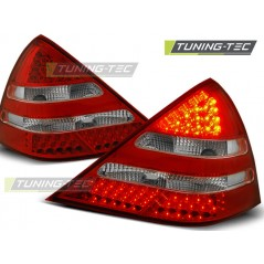 LDME12 MERCEDES R170 SLK 04.96-04 RED WHITE LED