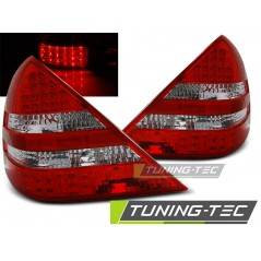 LDME52 MERCEDES R170 SLK 04.96-04 RED WHITE LED