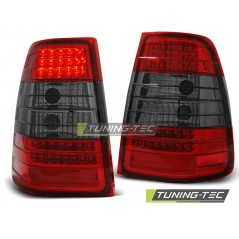 LDME26 MERCEDES W124 E-CLASS ESTATE 09.85-95 RED SMOKE LED