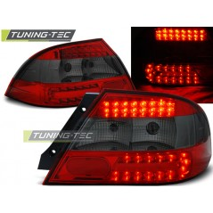 LDMI03 MITSUBISHI LANCER 7 SALOON 04-07 RED SMOKE LED