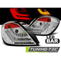 LDOP47 OPEL ASTRA H 03.04-09 3D GTC CHROME LED