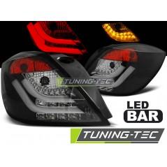 LDOP51 OPEL ASTRA H 03.04-09 3D GTC BLACK LED