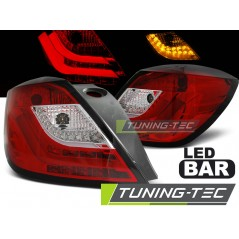 LDOP48 OPEL ASTRA H 03.04-09 3D GTC RED WHITE LED