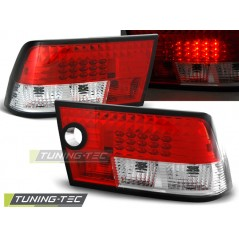 LDOP04 OPEL CALIBRA 08.90-06.97 RED WHITE LED