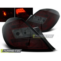 LDOP33 OPEL CORSA D 5D 04.06- RED SMOKE LED