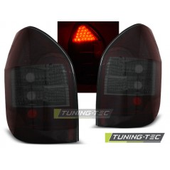 LDOP42 OPEL ZAFIRA 04.99-06.05 RED SMOKE LED