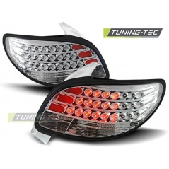 LDPE05 PEUGEOT 206 10.98- CHROME LED