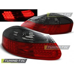 LDPO06 PORSCHE BOXSTER 96-04 RED SMOKE LED