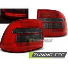 LDPO02 PORSCHE CAYENNE 02-06 RED SMOKE LED