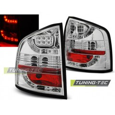 LDSK01 SKODA OCTAVIA II ESTATE 03.04- CHROME LED