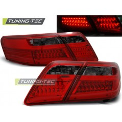 LDTO05 TOYOTA CAMRY 6 XV40 06-09 RED SMOKE LED