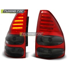 LDTO11 TOYOTA LAND CRUISER 120 03-09 RED SMOKE LED