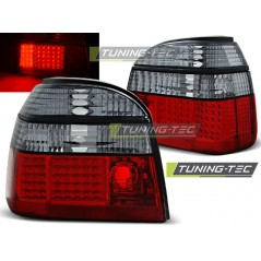 LDVW50 VW GOLF 3 09.91-08.97 RED SMOKE LED