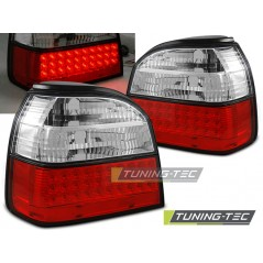 LDVW35 VW GOLF 3 09.91-08.97 RED WHITE LED