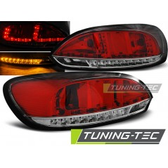 LDVWC3 VW SCIROCCO III 08- RED WHITE LED