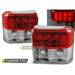 LDVW25 VW T4 90-03.03 RED WHITE LED
