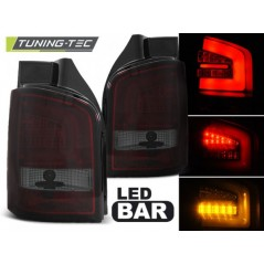 LDVW99 VW T5 04.10- RED SMOKE LED BAR