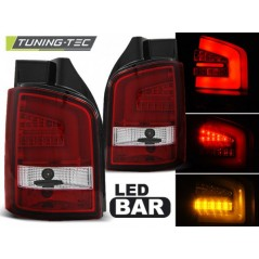 LDVW98 VW T5 04.10- RED WHITE LED BAR
