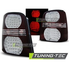 LDVW46 VW TOURAN 02.03-10 RED WHITE LED