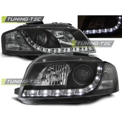 LPAU44 AUDI A3 8P 05.03-03.08 DAYLIGHT BLACK