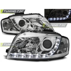 LPAU43 AUDI A3 8P 05.03-03.08 DAYLIGHT CHROME