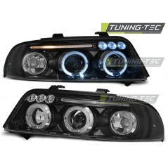 LPAU15 AUDI A4 01.99-09.00 ANGEL EYES BLACK