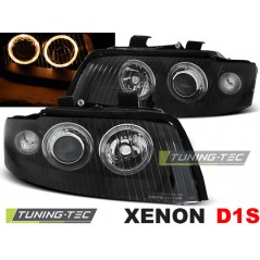LPAU60 AUDI A4 10.00-10.04 ANGEL EYES BLACK D1S