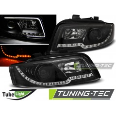 LPAUC3 AUDI A4 10.00-10.04 LED TUBE LIGHTS BLACK