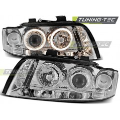 LPAU19 AUDI A4 10.00-10.04 ANGEL EYES CHROME