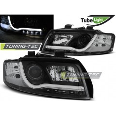 LPAU88 AUDI A4 10.00-10.04 LED TUBE LIGHTS BLACK