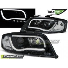 LPAU92 AUDI A6 05.97-05.01 LED TUBE LIGHTS BLACK