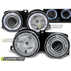 LPBM17 BMW E30 11.82-06.94 ANGEL EYES CHROME