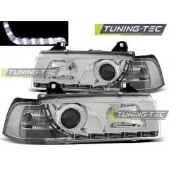 LPBM51 BMW E36 12.90-08.99 DAYLIGHT CHROME