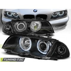 LPBM66 BMW E46 05.98-08.01 S/T ANGEL EYES BLACK