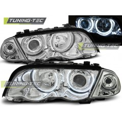 LPBM65 BMW E46 05.98-08.01 S/T ANGEL EYES CHROME