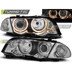 LPBM40 BMW E46 05.98-08.01 S/T ANGEL EYES CHROME