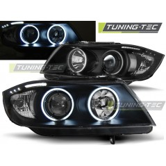 LPBM62 BMW E90/E91 03.05-08.08 ANGEL EYES BLACK CCFL